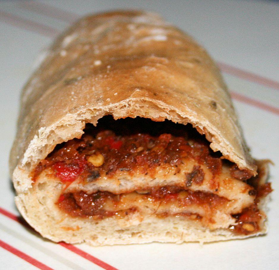 Rollos Essen rollo mit chilisoßenfüllung spaß am hobby