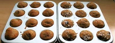 Glühwein-Muffins
