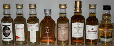 Geplantes Whisky-Tasting Silvester 2008