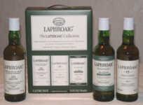 Laphroaig in Tasting 4 2004